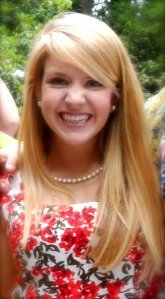 Becca Tynes - Freshman Class Vice President