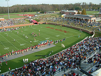 Elon University's Rhodes Stadium